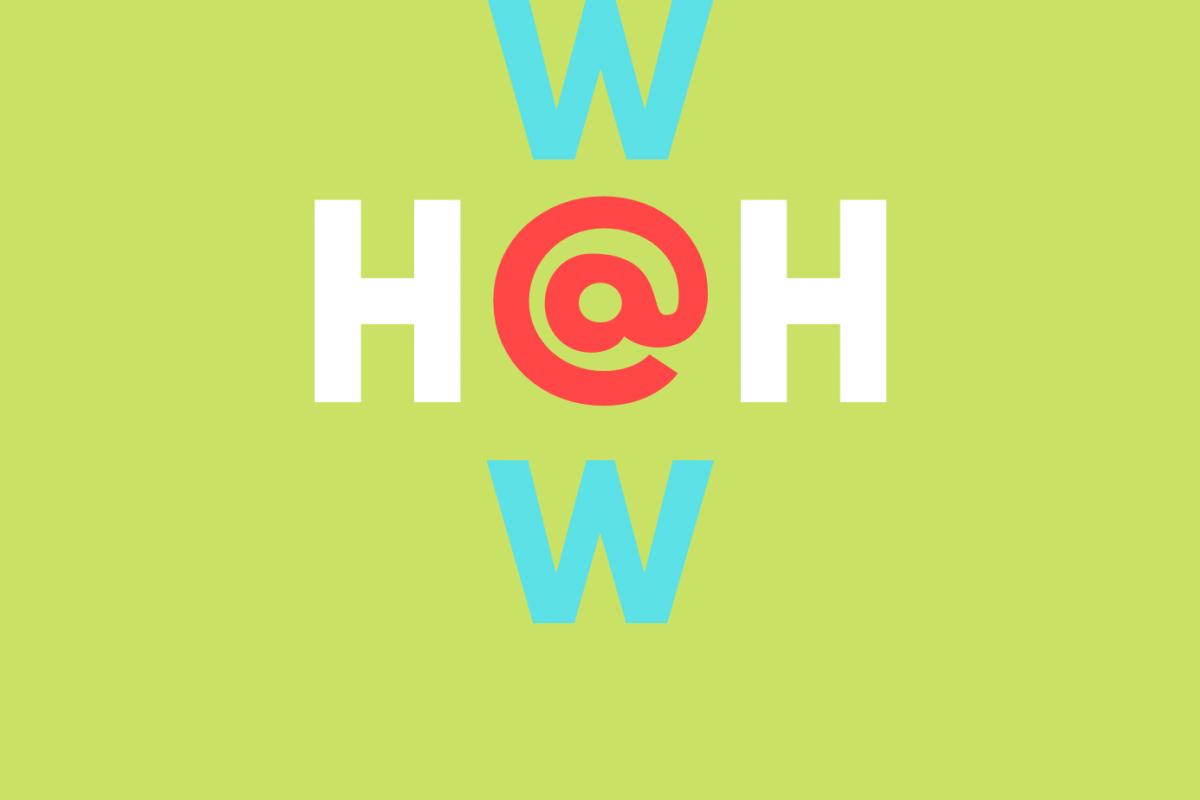 H@H W@W Logo